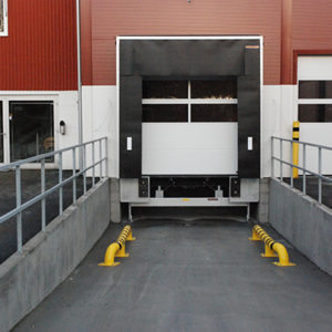 Guide roue de camions